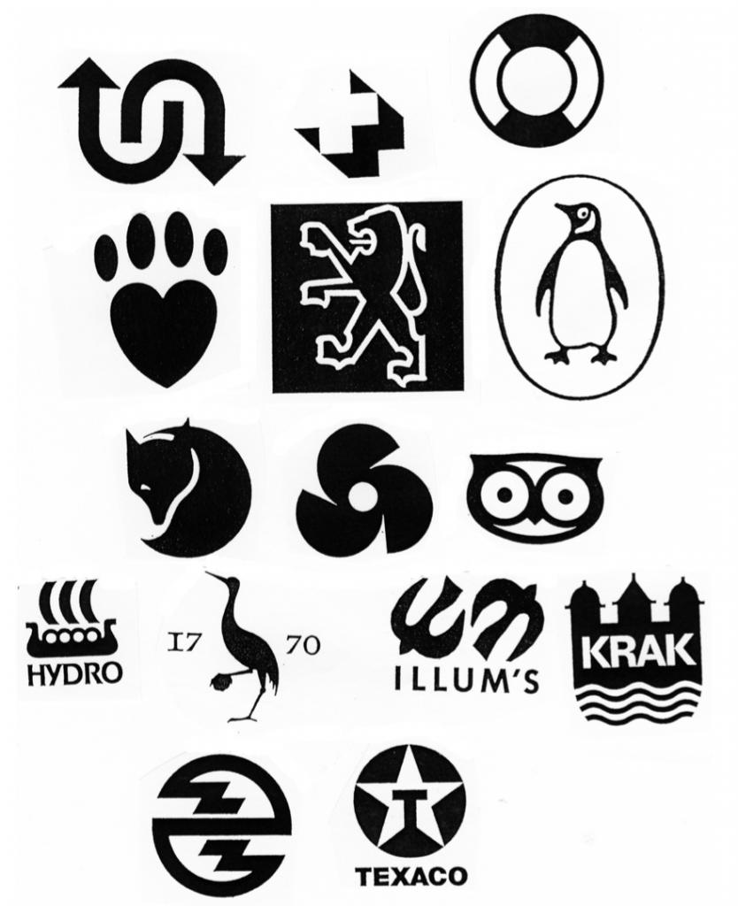 Good logos Rene Birkholm alias rebi tegneren.dk danmark fyn Munkebo